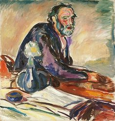 Edvard Munch at Tate Modern, London.