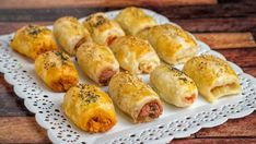 Dairy, Cheese, Food, Puff Pastry Appetizers, Tomato Sauce, Homemade Recipe, Christmas Recipes, Appetizers For Party, Eten