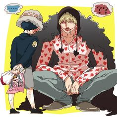 Gift/Law,Corazon/One piece