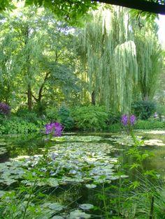 Jardin de Giverny.