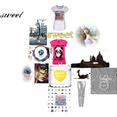 """""""sweet"""" by laverruga on Polyvore"""