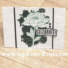 Melissa Davies of bee divine designs.  #YouvegotthisStampin'Up! #mincmachine