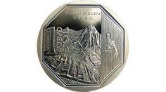 Las 25 monedas de S/.1 de la serie Riqueza y Orgullo del Perú
