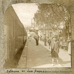Estación del ferrocarril de Las Arenas (ref. 03922)