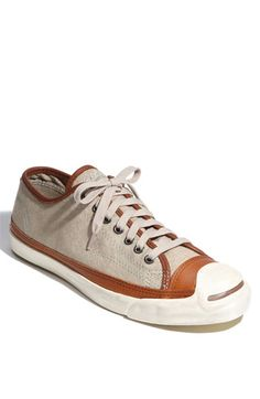 Converse by John Varvatos 'Jack Purcell Vintage' Sneaker (Men) available at #Nordstrom