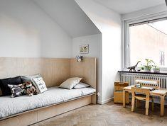 Plywood Headboard Design Ideas For Kids Bedroom Childrens Bedroom Furniture, Kids Bedroom, Lego Bedroom, Wooden Cupboard, Headboard Designs, Headboard Ideas, Diy Bed, Interior Design, Home Decor