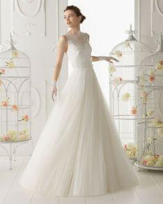 Coleção Aire Barcelona 2014 - Vestidos e #Noiva   #casarcomgosto