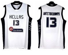 11cc4748985 Small... 26...Giannis Antetokounmpo Retro Basketball Jersey Filathlitikos  Hellas