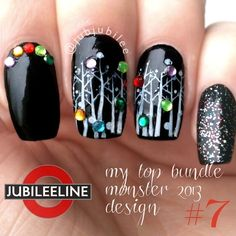 Instagram photo by jubjubilee #nail #nails #nailart