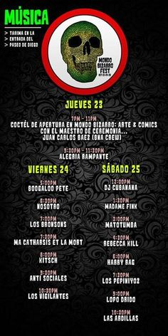 Bizarro Fest Afterparties @ Club 77, Río Piedras #sondeaquipr #bizarrofest #club77 #riopiedras #sanjuan