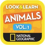 National Geographic has just released a new bundle of educational apps for iOS, aimed at young children. The bundle, Look & Learn: Animals Vol. Kid Friendly Restaurants, National Geographic Society, Learning Apps, Preschool Science, Books For Teens, Teaching Kids, Things That Bounce, Education, Young Children
