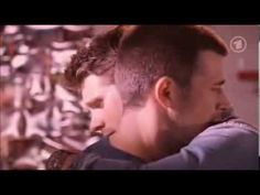Christian & Olli. 230th & 231st kisses.  This is from a Playlist made by DDM on YouTube. This is tentatively the last but no one knows for sure yet. For the whole 231 kisses between these 2 wonderful men, find it on Deepdarkmidnight's playlist.