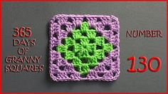 (2) 365 days of granny squares 129 - YouTube