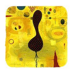 Amarillo Abstraction, by Colin Johnson American Illustration, Illustration Art, Communication Art, Publication Design, More Words, Freelance Illustrator, Art Sketchbook, Illustrators, Yellow