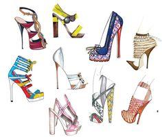 Sketches: Shoe Fetish