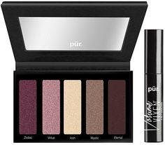 PUR Cosmetics Starry Eyed Eye Shadow Palette with Mascara - The 5 limited-edition eye shadows and mascara are sure to make your eyes sparkle.