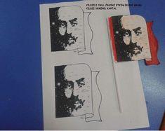 İstiklal Marşının Kabulü Etkinlik örnekleri, Mehmet Akif Ersoy ile ilgili boyama sayfası