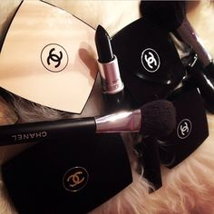 Chanel make up! #chanel #makeup