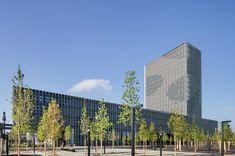 Galería - La Maison du Savoir - Universidad de Luxemburgo / be baumschlager eberle - 11