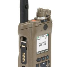 SRX 2200 Combat Radio - looks pretty nice. Would love to have a few!