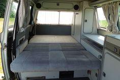 vw buss typ2 t3 reimo camper vw interiors pinterest t3 ausbau ausbau und klo. Black Bedroom Furniture Sets. Home Design Ideas