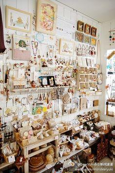 杂货铺-Zakka shop