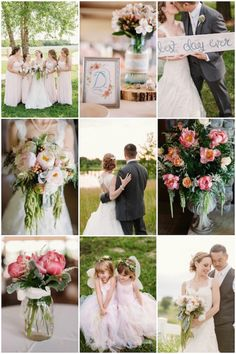 Romantic Blush Wedding   Two Birds Photography   Bridal Musings Wedding Blog