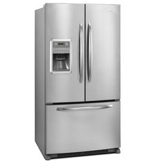 Marvelous Kitchen Appliances : KitchenAid   KFIS20XVMS U0026 KUDC10FXSS U0026 YKHMS2040WS U0026  YKESS907SS: KitchenAid KFIS20XVMS 20 Cu.ft Counter Depth French Door Refru2026