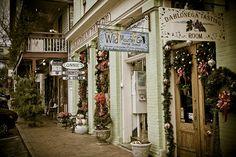 christmas in georgia | Christmas Village in Dahlonega, GA « The Tao of Me