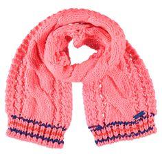 Kidzface shawl voor meisjes in de kleur roze. Deze gebreide shawl, uit de Kidzface winter collectie, is gemaakt van 100% acryl. De shawl is verkrijgbaar in one size. Leuk te combineren met bijpassende Kidzface muts.  Artikelnummer: 6238952 Seizoen: winter Leverancierskleur: bubble gum  Materiaal: 100% acryl