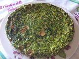 Torta salata con pollo ricotta e piselli