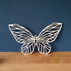 Geometric Art, String Art, Paper Cutting, Wood Art, Besties, Extra Groot, Origami, Arts And Crafts, Butterfly