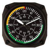 2060 Airspeed Indicator Wall Clock