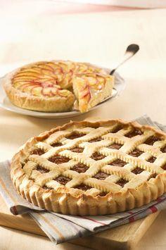 Guarda come realizzare in pochi passi una splendida crostata alla marmellata. Scopri come non sbagliare neanche un passo su Sale&Pepe!