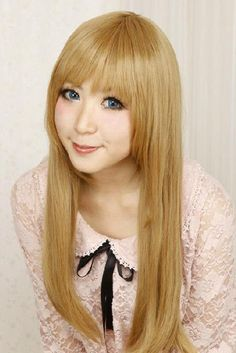 Golden Blonde Short 30cm Anime Cosplay Fancy Party Full Wig Synthetic None-lacewigs Wig Cap High Standard In Quality And Hygiene Synthetic Wigs