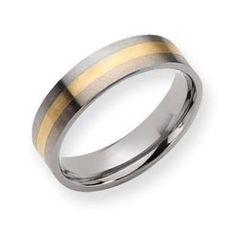 Newport titanium ring with niobium Titanium ring and Ring