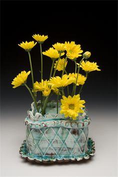 Arthur Halvorsen ~ Flower Brick
