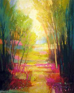 Mark Gould, Calm light