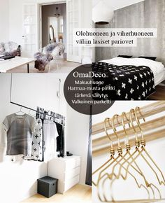 OmaDeco by J: Tikkurilaa makuuhuoneen seiniin Diy, Home Decor, Decoration Home, Bricolage, Room Decor, Do It Yourself, Home Interior Design, Homemade, Diys