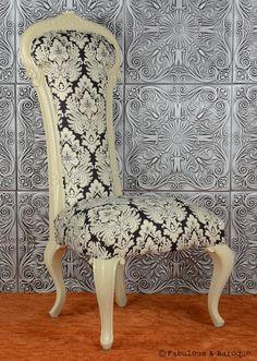 Dauphine Chair   Ornate Modern Baroque & Rococo Furniture  www.fabulousandbaroque.com