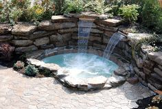 rock spas - Google Search