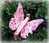 Smarties Butterfly