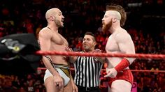 History tells us Cesaro-Sheamus odd-couple team can work = The best-of-seven series between Cesaro and Sheamus ended in a no contest at Clash of Champions. That was the big payoff — a no contest where nobody wins. Surely WWE fixed this on Raw, right?  Well, sort of.  Instead of.....