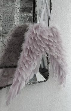 """""""We shelter an angel within us. We must be the guardian of that angel. Couleur Rose Pastel, Angle Wings, Pink Grey, Purple, Color Lila, Gris Rose, Learn To Fly, Pink Feathers, Everything Pink"""