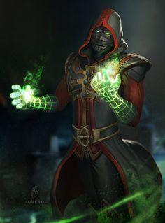 56 Best Ermac Mortal Kombat Images Comic Art Cartoons Videogames