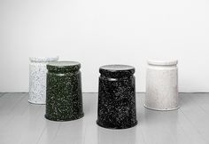 AMM blog | splatter stool