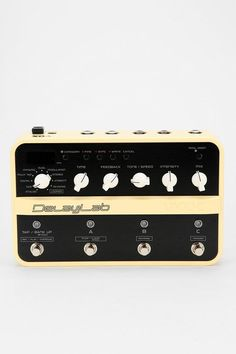 VOX DelayLab Effects Pedal #urbanoutfitters