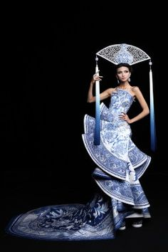 Guo Pei - Chinese avant-garde fashion designer - Google Search