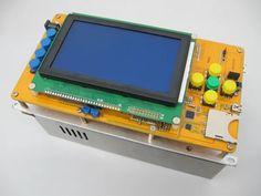 DAGU CNC mill controller - first prototype | Let's Make Robots!