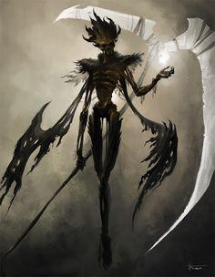 Demônio nível 1, não pode assumir forma humana, sanguinário e caótico evolui após saborear o sangue de 10 raças diferentes. Ao atingir nível 2 consegue controlar a forma humana por alguns minutos, além de ser mais racional ( ainda bem burro mesmo assim).